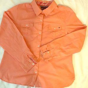 Tommy Hilfiger, Women button up shirt